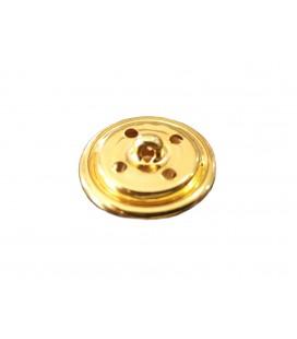 Metallknopf 6234 - 3 Größen (1,7 cm, 2,3 cm und 3 cm