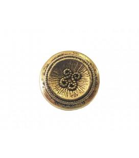 Botón Metálico BV238 - 1,5 cm   48 unidades