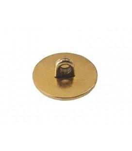 Metallknopf BV238 - 1,5 cm | 48 Einheiten