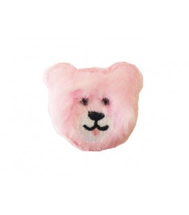 Teddy Bear Thermoadhesive Sticker - 6 units - 2 Colors