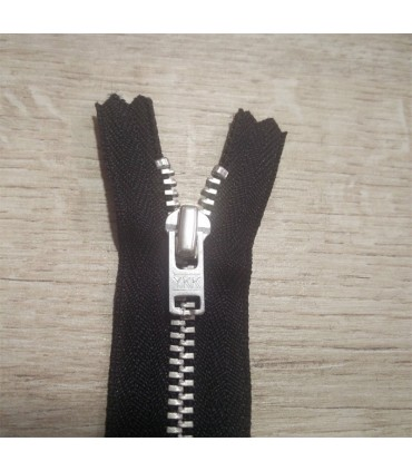10 units YKK Metallic Zipper (8cm) - 2 colors