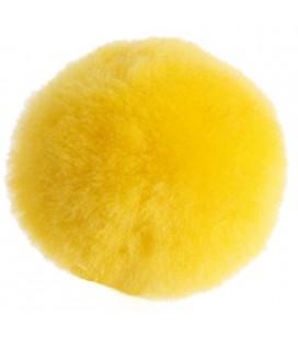 Pom-Pom - Beutel 50 Stck. - Gelb Farbe