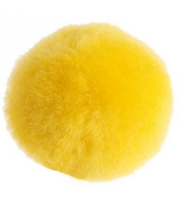 Pom-Pom - Bag 50 pcs. - Yellow colour