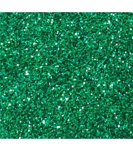 Eva Glitter rubber - Rolls 10 meters - Green color