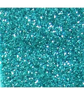 Eva Caoutchouc Glitter - Rolls 10 mètres - Couleur vert d'eau