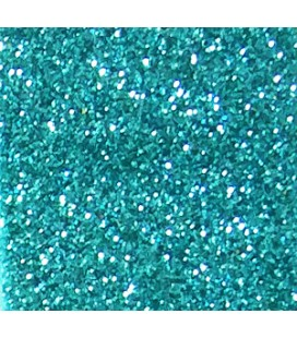 Eva Glitter rubber - Rolls 10 meters - Water Green Color