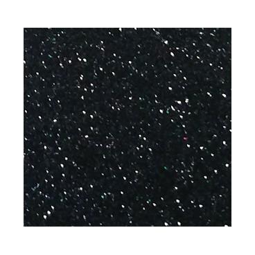Goma Eva Glitter - Rollos 10 metros - Color Negro