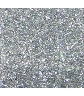 Eva Glitter rubber - Rolls 10 meters - Gray Color