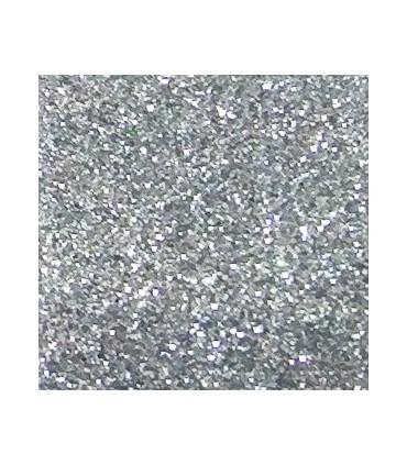 Goma Eva Glitter - Rollos 10 metros - Color plata