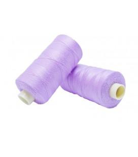 Polyester thread 1000m - Box of 6 pcs. - Malva Color