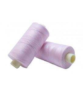 Fil polyester 1000m - Boîte de 6 pièces - Bâton rose