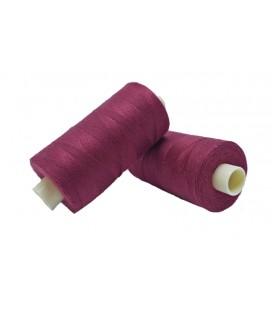 Fil polyester 1000m - Boîte de 6 pièces - Couleur de la tuile