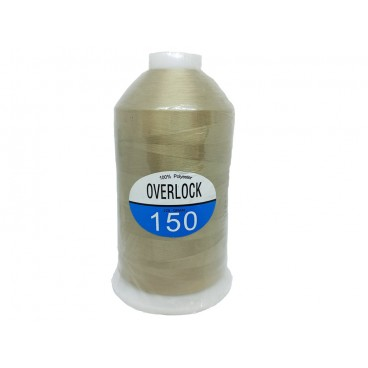 Navy Blue Overlock Foam Thread
