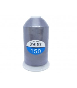 Gray Overlock Foam Thread