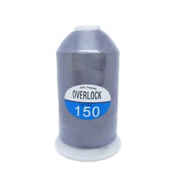 Fil de mousse Overlock Gris