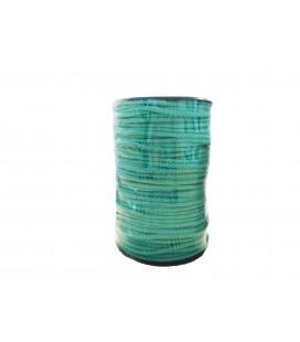 Cord 100% Baumwolle - Farbe Grünes Wasser - Rolle 100m