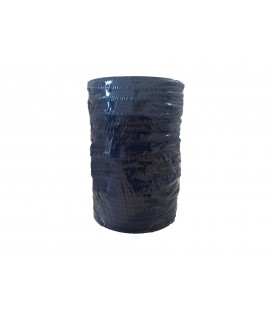 Cord 100% Cotton - Color Navy Blue - Roll 100m