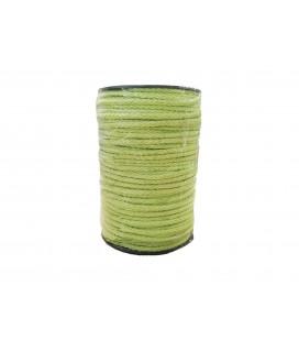 100% cotton cord - Pistachio Color - Roll 100m