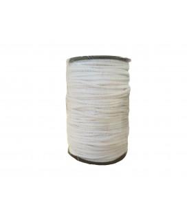 100% cotton cord - Beige Color - Roll 100m