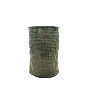 Cord 100% Cotton - Colour khaki - Roll 100m