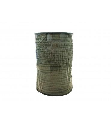 Cord 100% Cotton - Colour military Green - Roll 100m