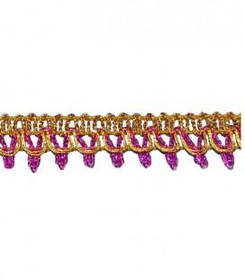 Passementerie Carnaval - Largeur 17mm