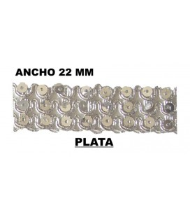 Trimmings (width 22mm) - Piece 25 mts.