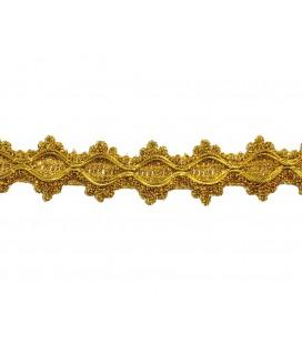 Posamentenmit mit Spikes - Breite 4cm - Stück 13 Meter