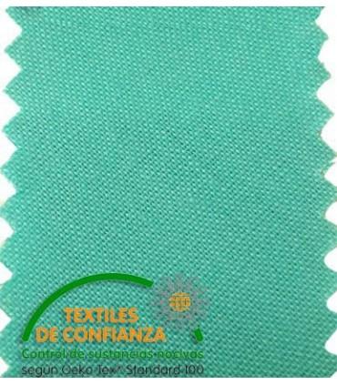 Bies Cotton 18mm - Bleu verdâtre