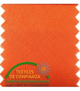Bies Algodón 18mm - Color naranja fuerte