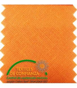 Bies Cotton 18mm - Light orange color