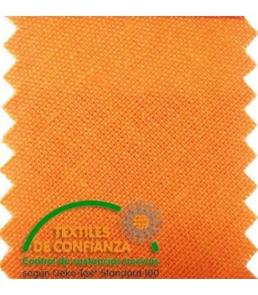 Bies Algodón 18mm - Color Naranja Claro