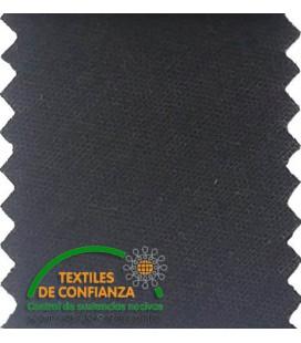 Schrägband Baumwolle 18mm Marke Byetsa - Schwarz (Rolle 100m)