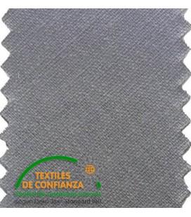 Schrägband Baumwolle 18mm - gebroschenes Weiß
