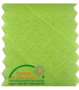Bies Cotton 18mm - Vert pistache