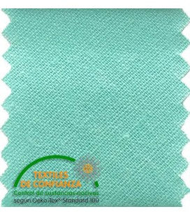 Cotton Bias Tape 18mm - Green Water