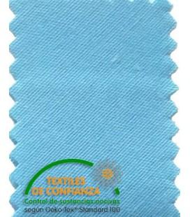 Bies Algodón 18mm - Color Turquesa