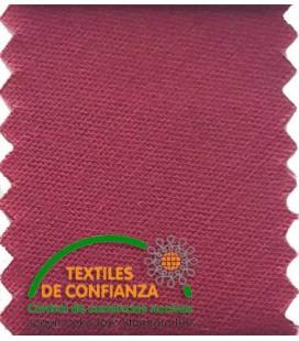 Bies Algodón 18mm - Color Granate