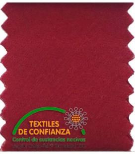 Bies Cotton 18mm - Couleur Rouge Foncé