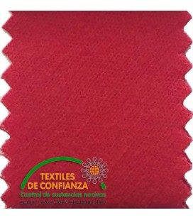 Bies Cotton 18mm - Red Color