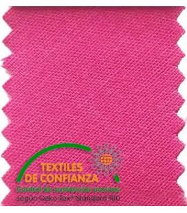 Bias en coton 18mm - Couleur Fuchsia