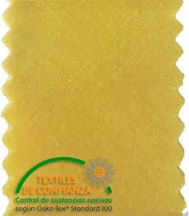 Biais en coton 18 mm - Jaune moutarde