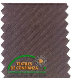 Schrägband Baumwolle 18mm - braune Schokoladenfarbe