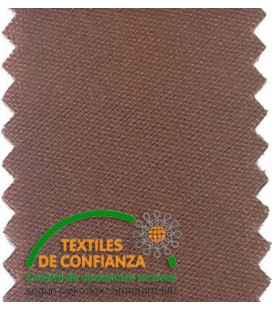 18mm Bies Cotton - Brown