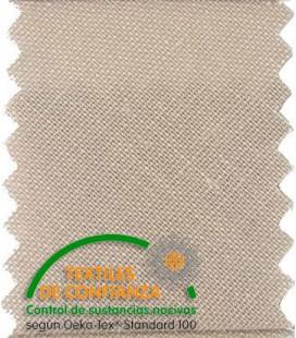 Bies Algodón 18mm - Color Marrón Claro