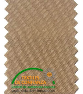 Bies Cotton 18mm - Brown Brown Dark Brown