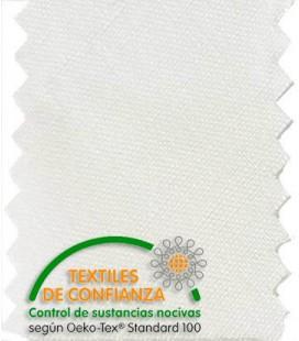 Biais en coton 18 mm - blanc cassé
