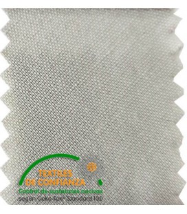 Cotton Bias Tape 30mm - Ash gray