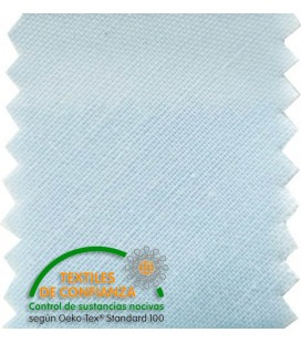 Cotton Bias Tape 30mm - Sky Blue Color