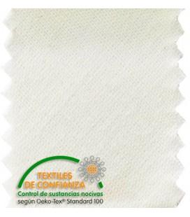 Schrägband Baumwolle 30mm - Knochenfarbe